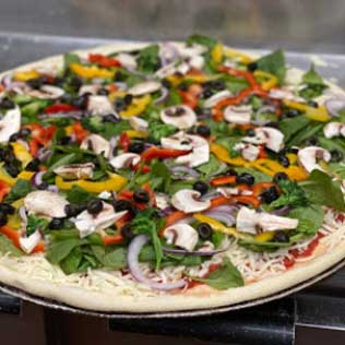 Alexandria Pizza Gallery